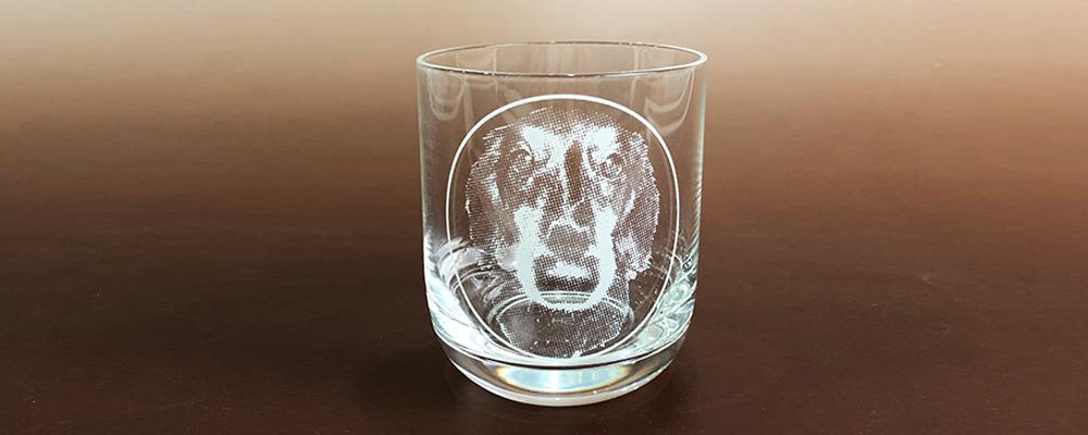 ガラス事例