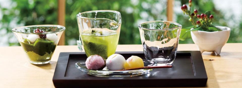 普段使いにも贈り物にも喜ばれる千田硝子食器のてびねりガラス食器